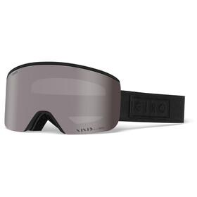 Giro Axis Masque Homme, black bar/vivid onyx/vivid infrared